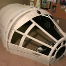 Make a Millennium Falcon Playhouse - Massive Update