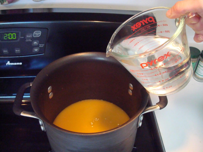 Steam Butternut Squash