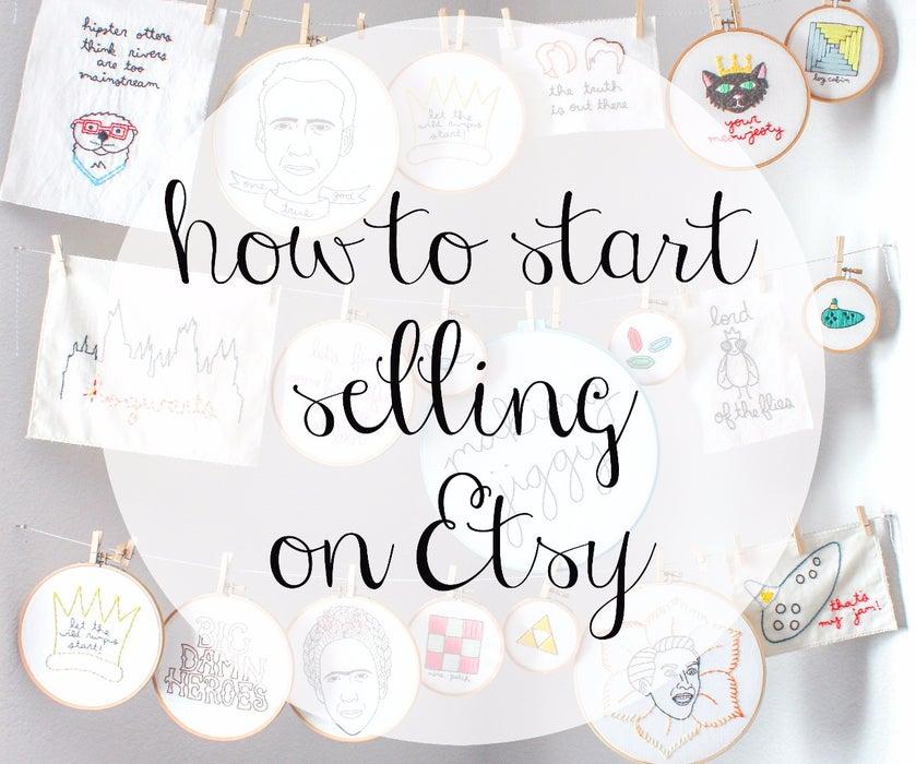 Come iniziare a vendere su Etsy