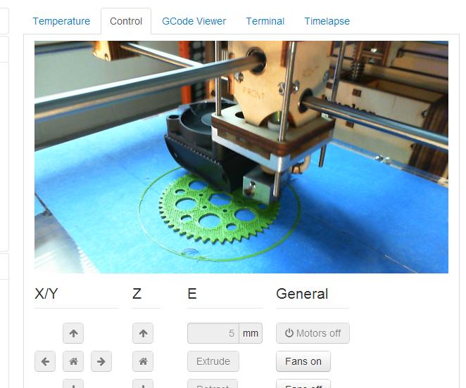 Wireless 3D Printing