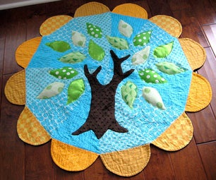 The Tree Hugger Baby Play Mat
