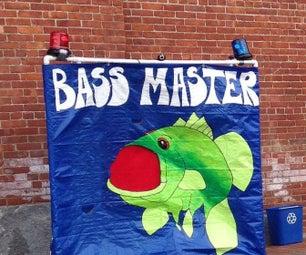 Bass Master 3000 Carnival Game