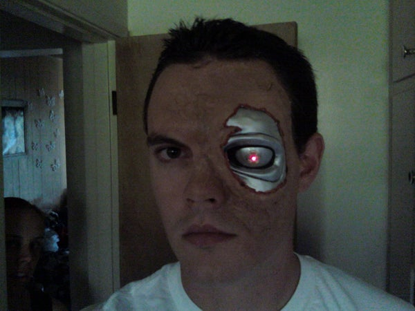 DIY Terminator Mask