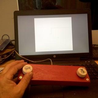 Virtual Etch a Sketch