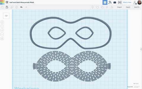 Designing a Mask