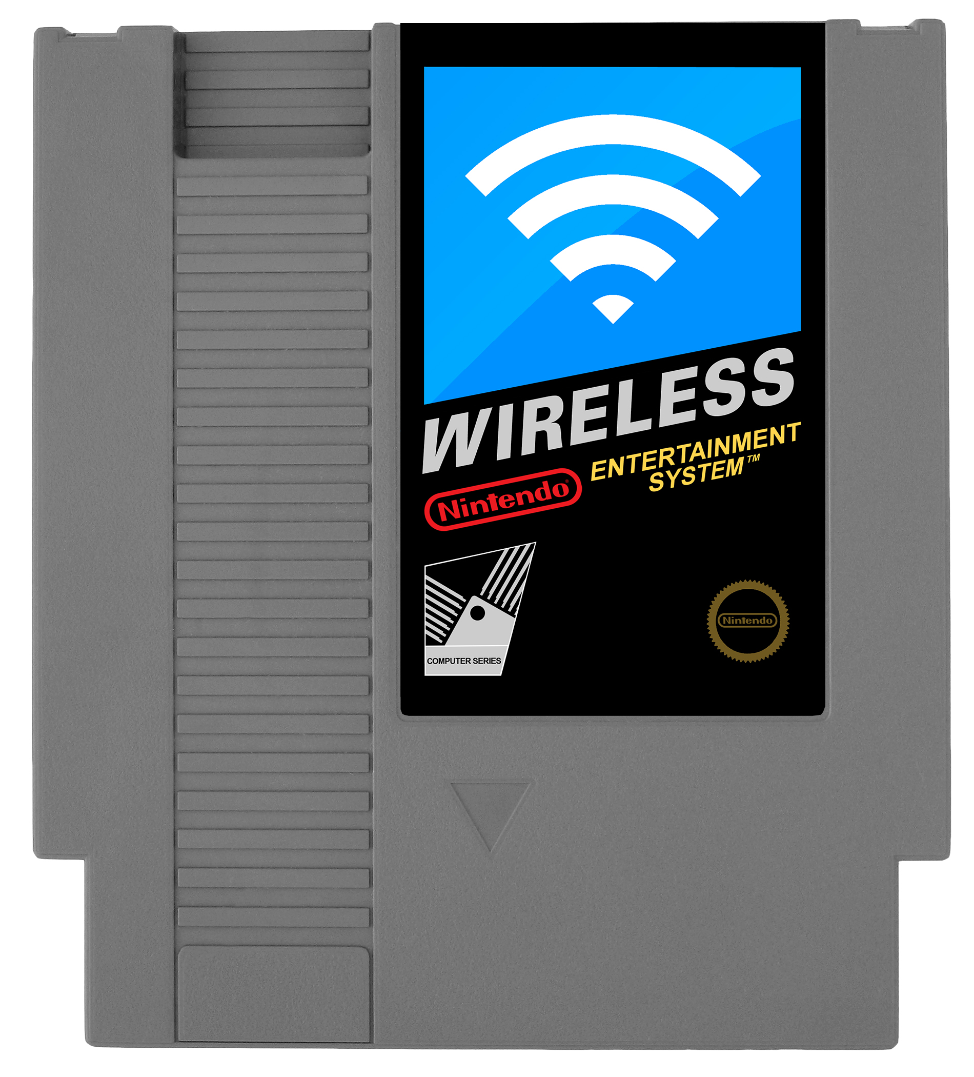 NES Cartridge Wireless Router