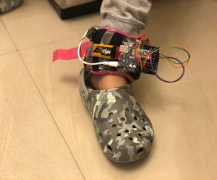 DIY Smart Ankle Weights