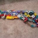 The KING of K'nex RBGs: the Gnasher Shotgun