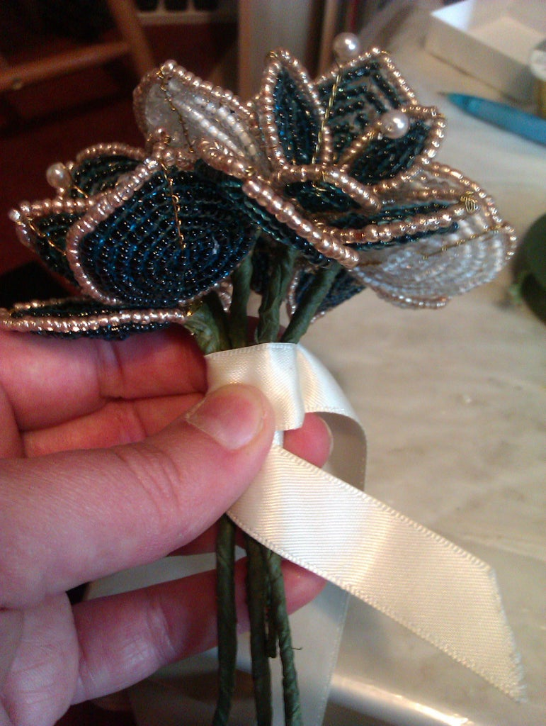 Making the Bouquet