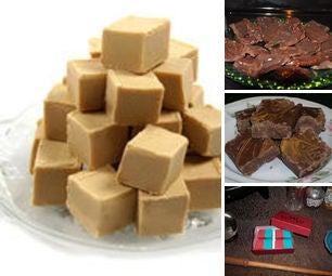 Recipes for Fudge