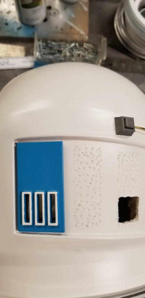 Helmet Details