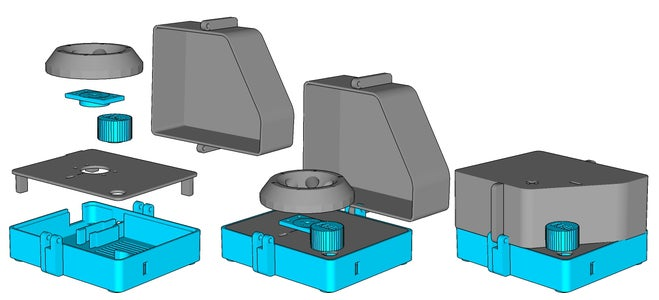 Designing the Parts