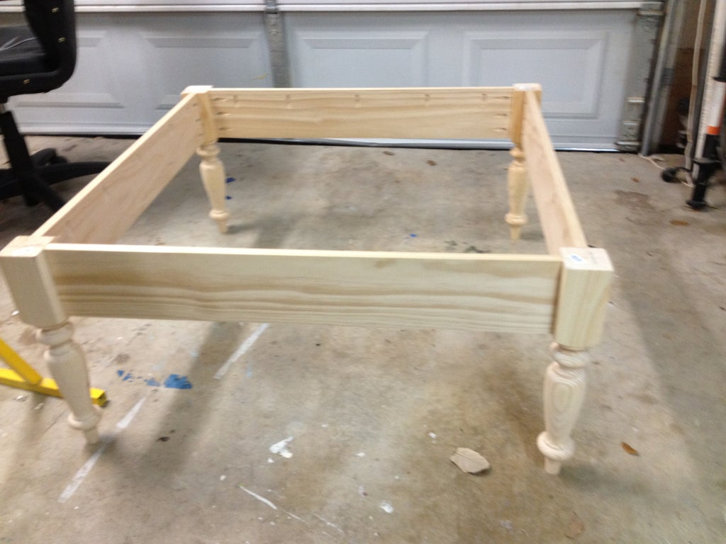 How To Build Glass Top Shadow Box Coffee Table 5 Steps With Pictures Instructables