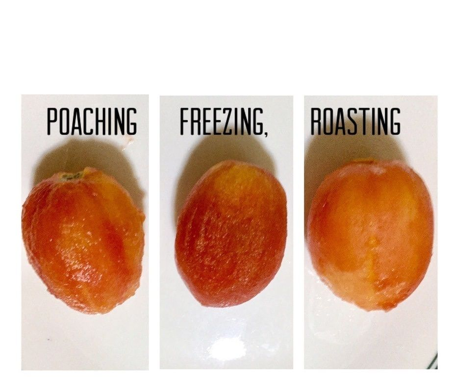 How to Peel a Tomato?