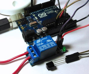 Control Your Home Appliances Using IR Remote