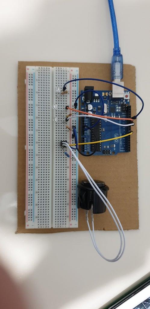 Step 2: Wiring/電路圖