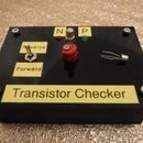 Simple Transistor Checker