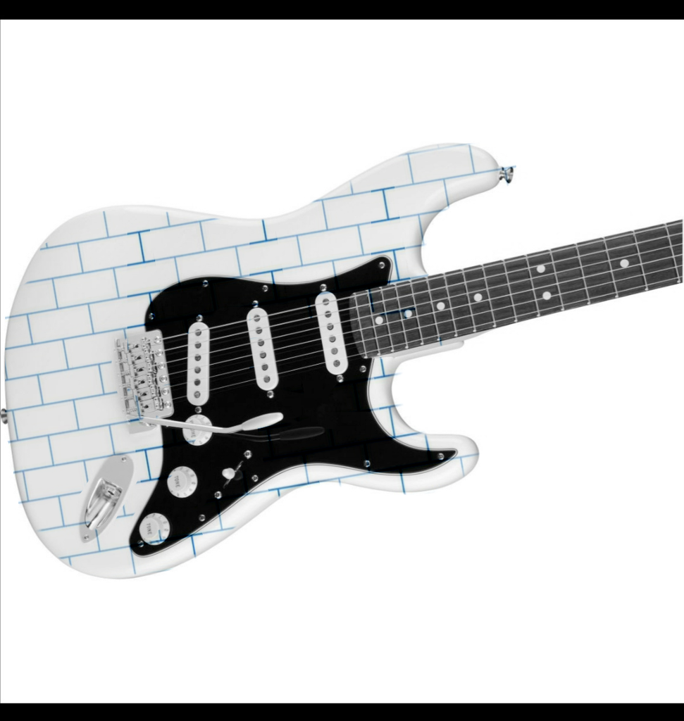 Sizing Up the Guitar & Early Design