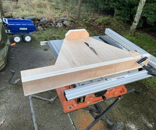 Amazing Crosscut Sled for Your Tablesaw