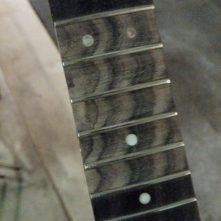 Scallop Your Guitar (Standard Scallop, Frets 14-21)