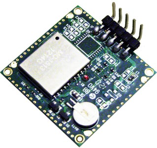 GEO-TAGGING DATA: THE LS20031 GPS RECEIVER