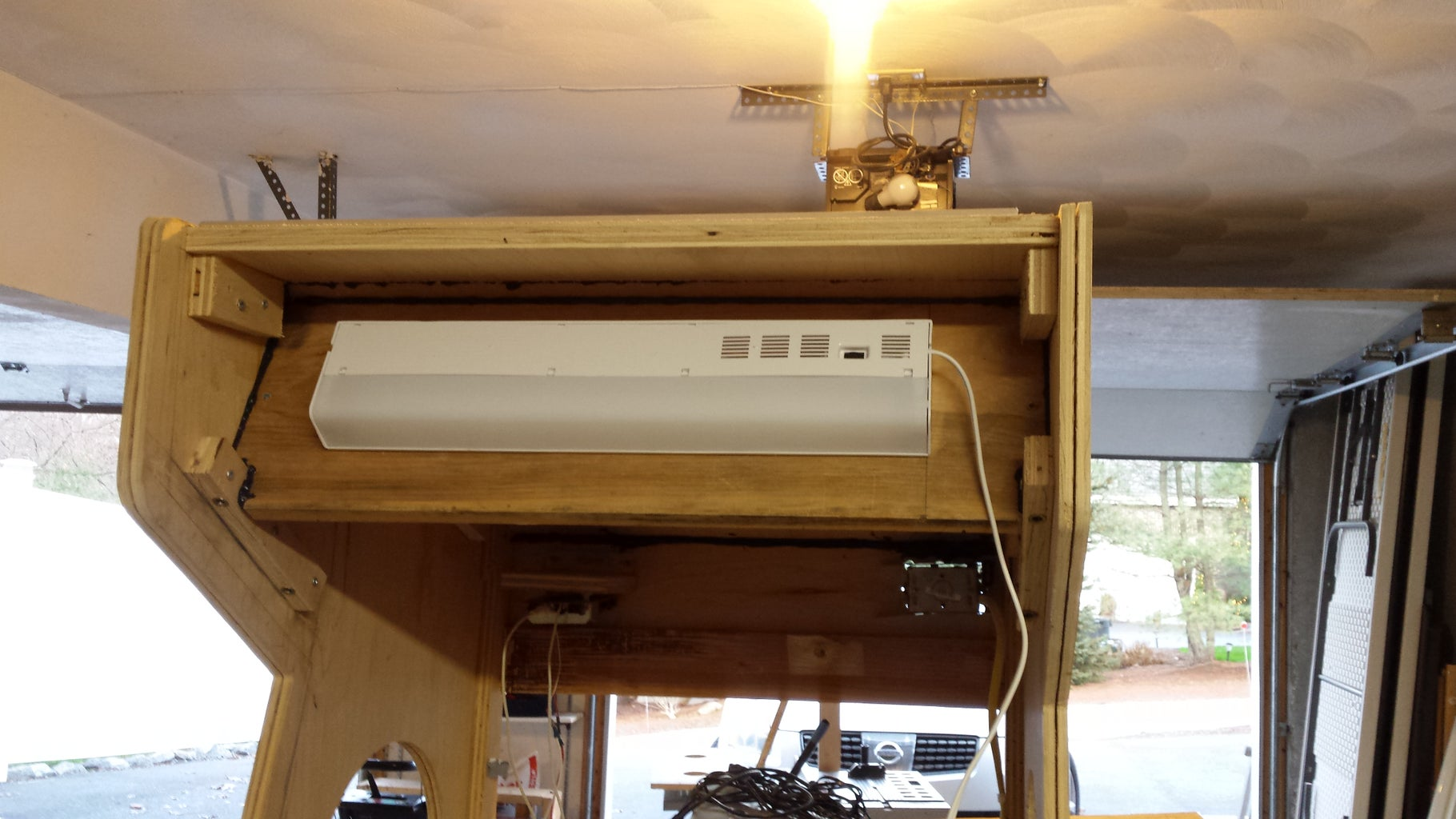 Install Mount for Marquee Backlight