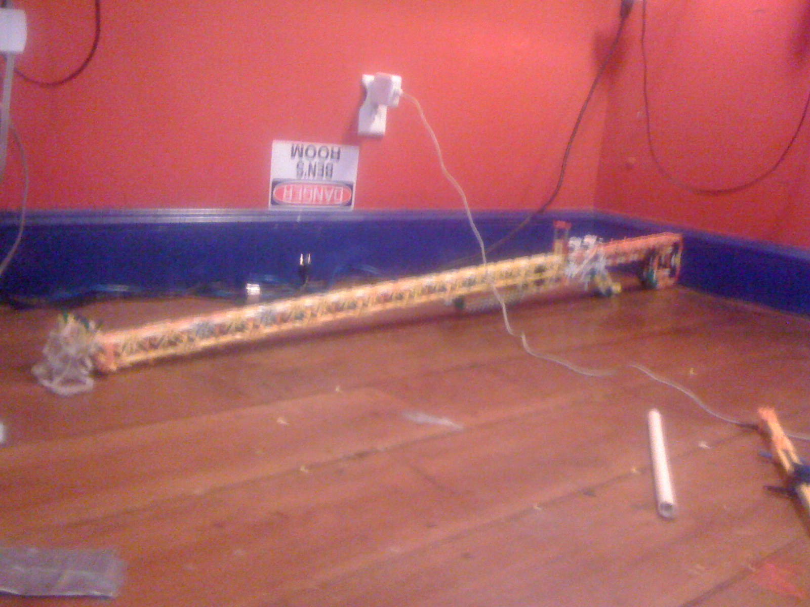 The B.s.r Raptor... the longest range Knex sniper rifle in history