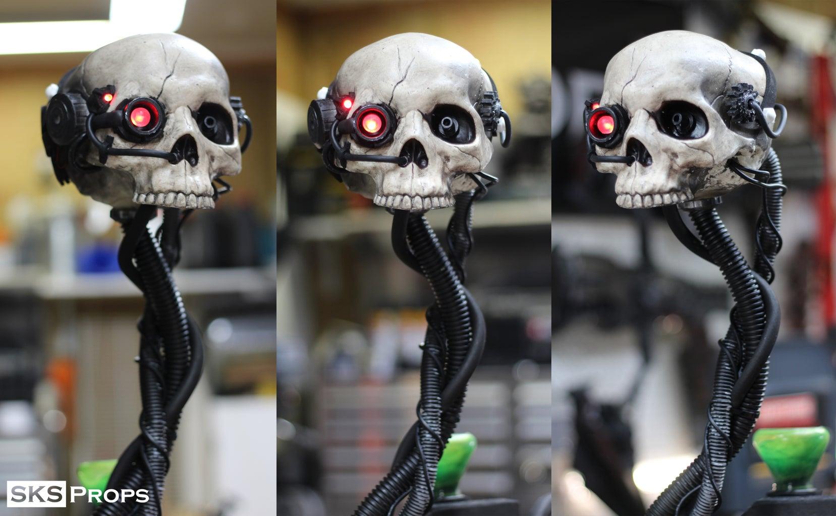 Servo Skull - Final