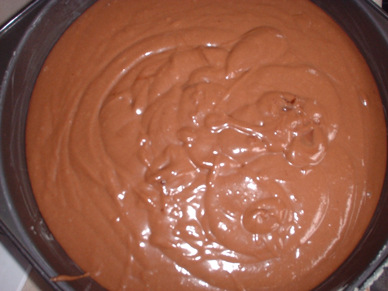 NEW AND IMPROVED CHOCOLATE CAKE!!!