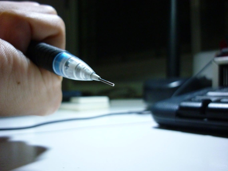 Mechanical Pencil Solder Loader
