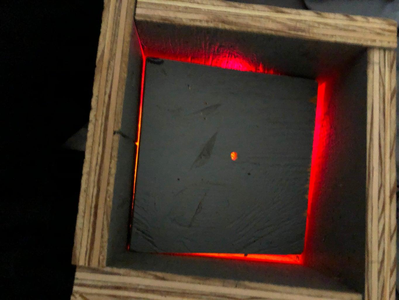 Box Light Switch