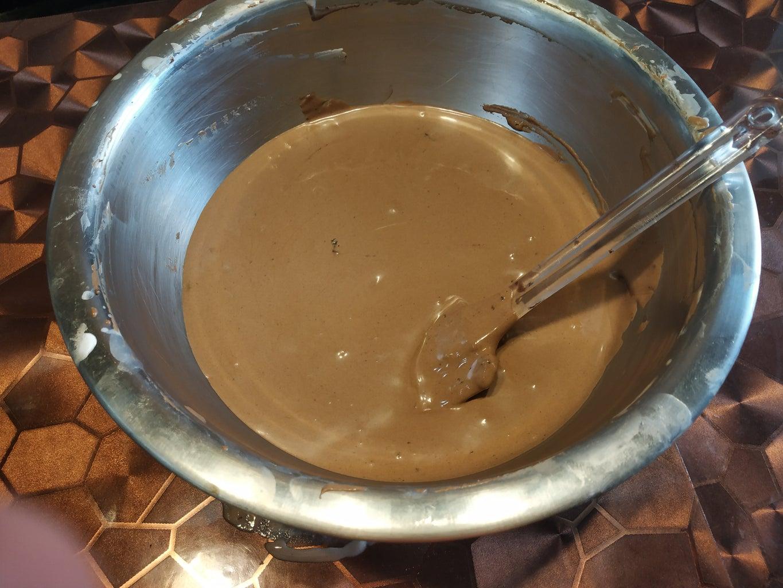 Mixing the Cream