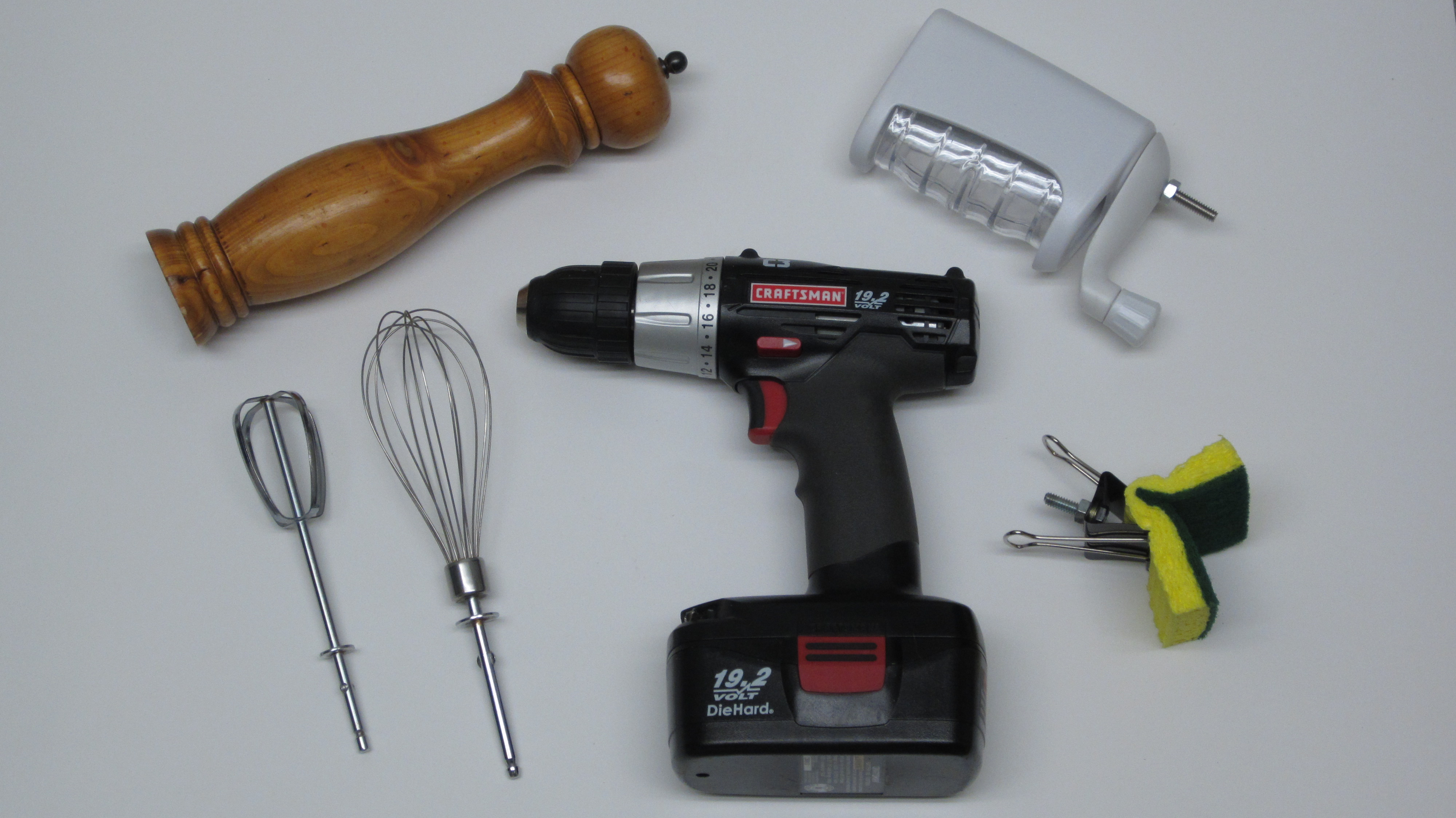 Cooking with Power Tools