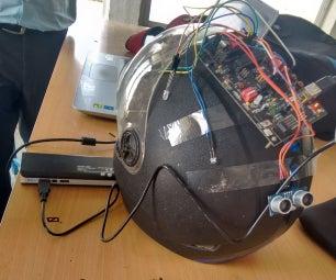 Smart Helmet! Unassembled