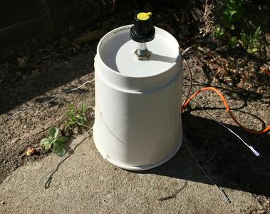 Sound Light Robot