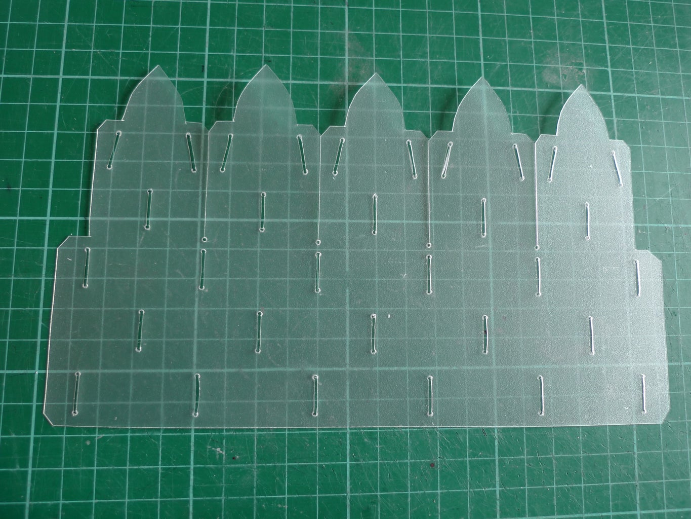 Assemblying the Templates