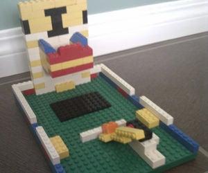 Lego Basketbrick Game