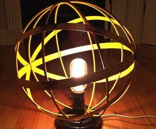 Sculptural Lamp