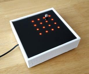 Arduino磁光板
