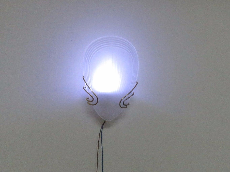 Convert Damage Lamp Into LED Lamp