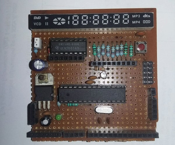 Make an ARDUINO on Your Own...!!!