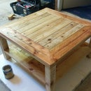 Pallet table (UPDATE!!)