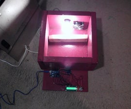 The Arduino Chicken Incubator