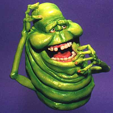 How to Make a Small Clay SLIMER!!!!