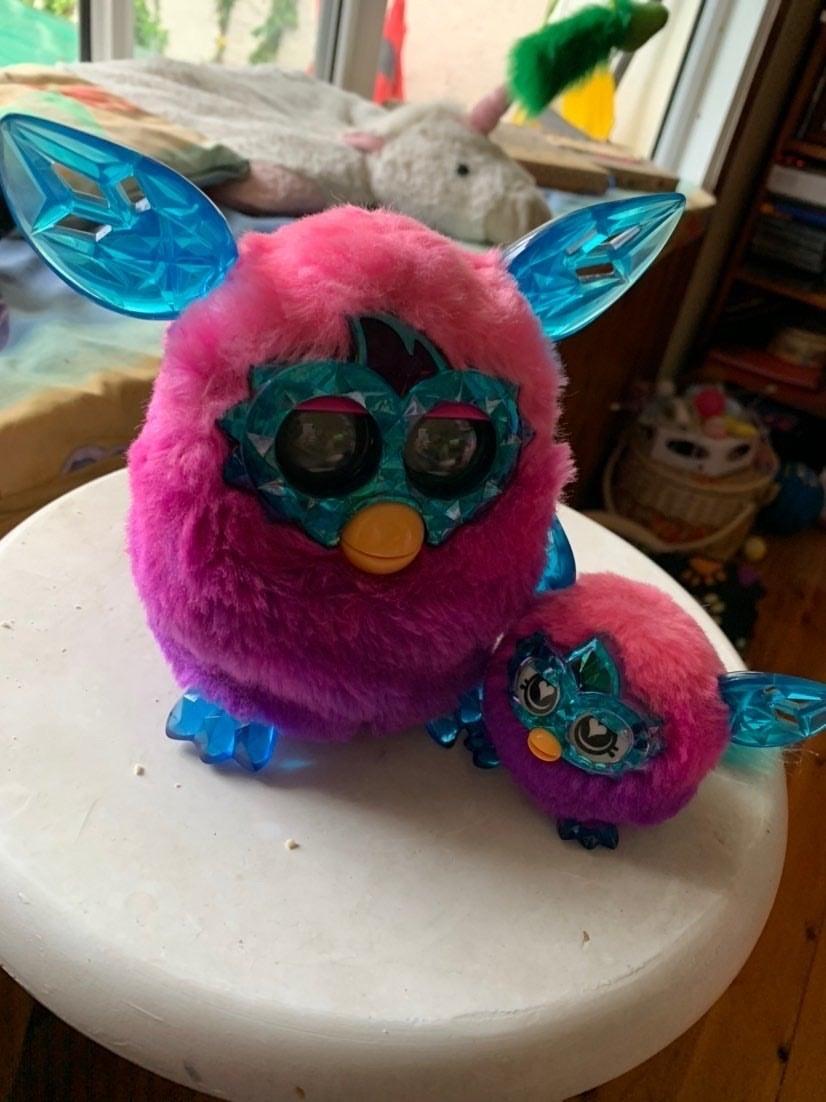 Furby Boom Disassembly