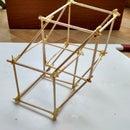 Toothpick Tesseract!