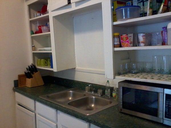 Kitchen Hacks - Everything ABOVE the Kitchen Sink