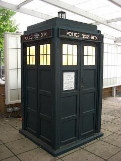 How to Build the TARDIS