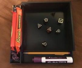 Roller Holder Box for D&D