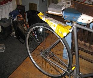 Milk Carton Bike Fender